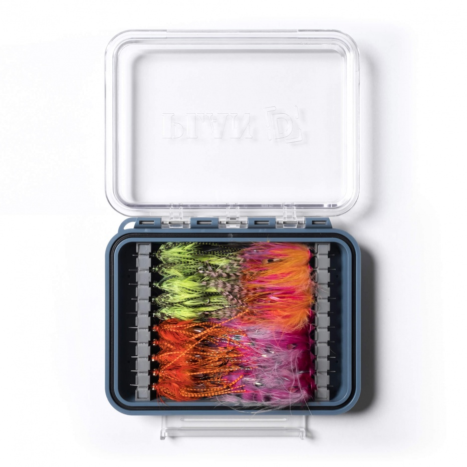 Plan D - Fly Box - Pocket Tube Plus