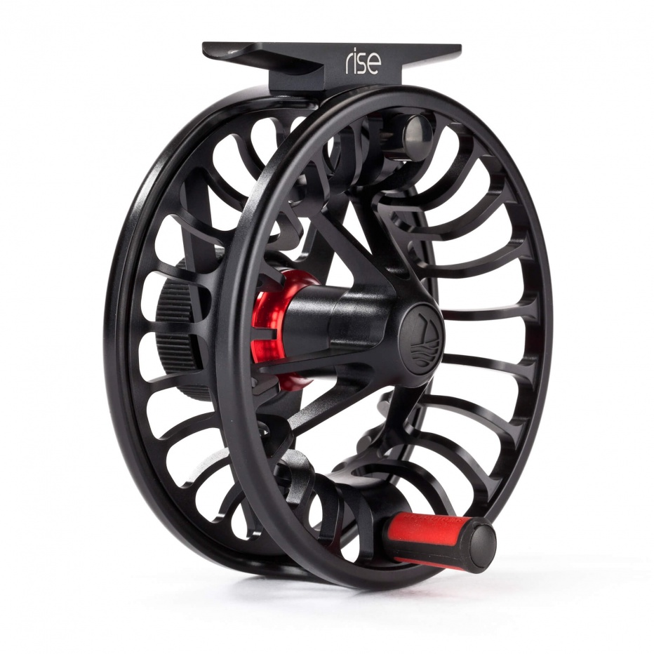 Redington - Rise III Reel - Black - #7/8