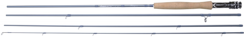 Shakespeare Agility 2 Fly 8Ft 6 5Wt Fly Rod