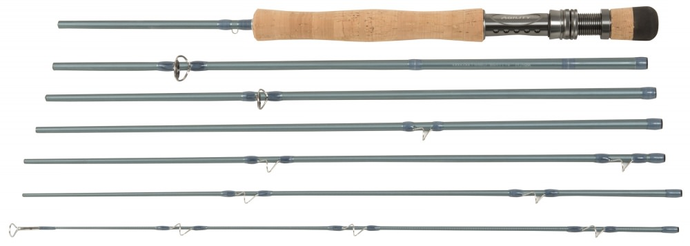 Shakespeare Agility 2 Exp Fly 10Ft 7 Weight Fly Rod