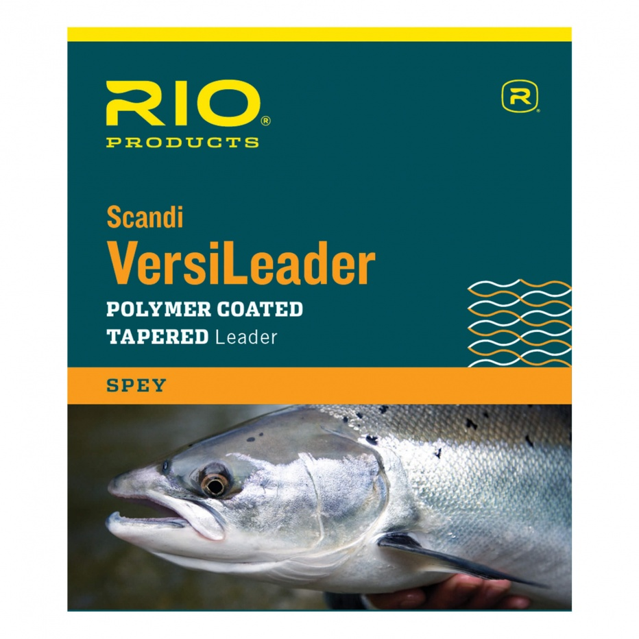 Rio Products - Light Scandi Versileader - Translucent - Floating