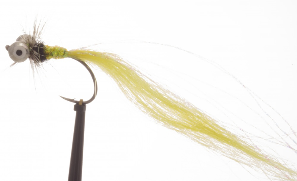 Perch Jig Yellow