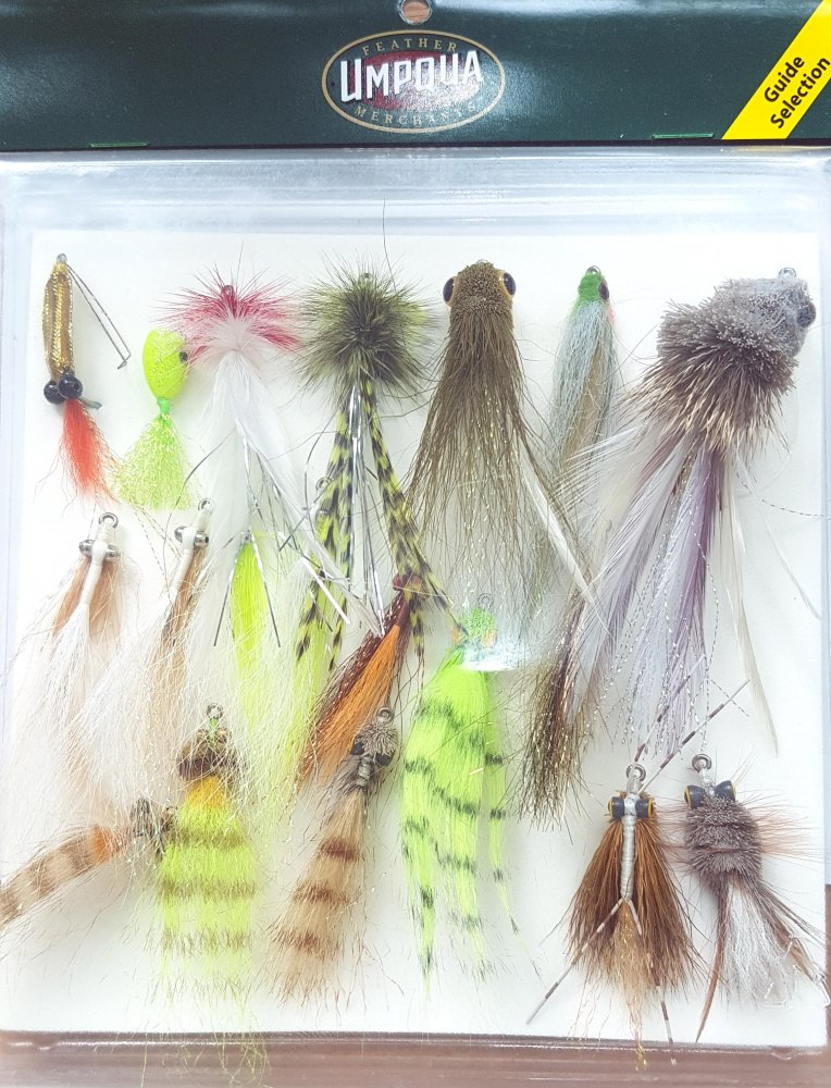 Umpqua Fly Collection (Guide Selection) - Destination Fishing Flies - Redfish