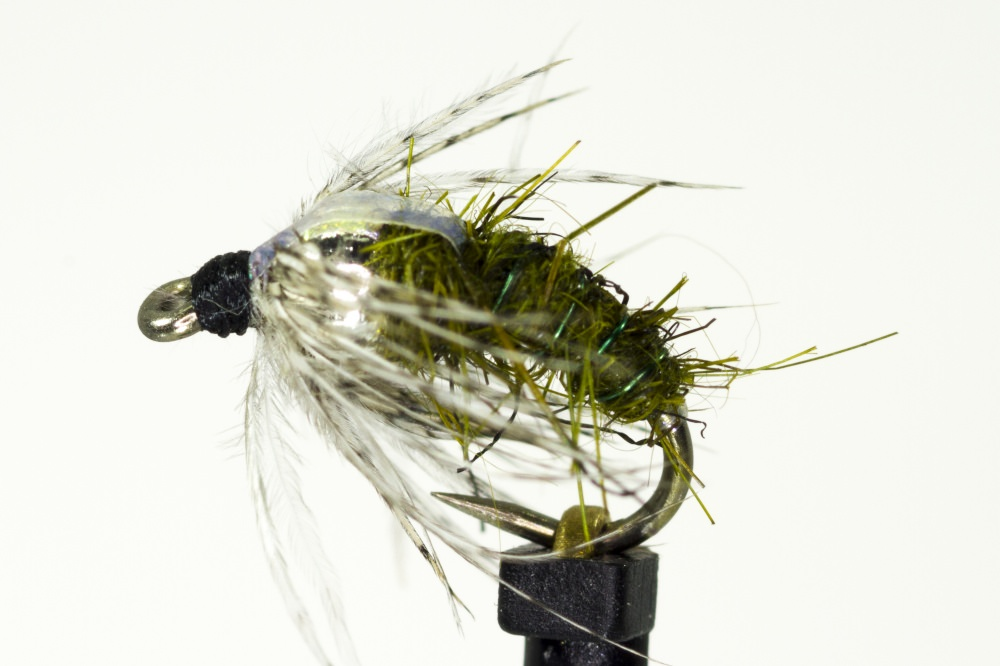Barbless Universal Shellback Nymph All Rounder
