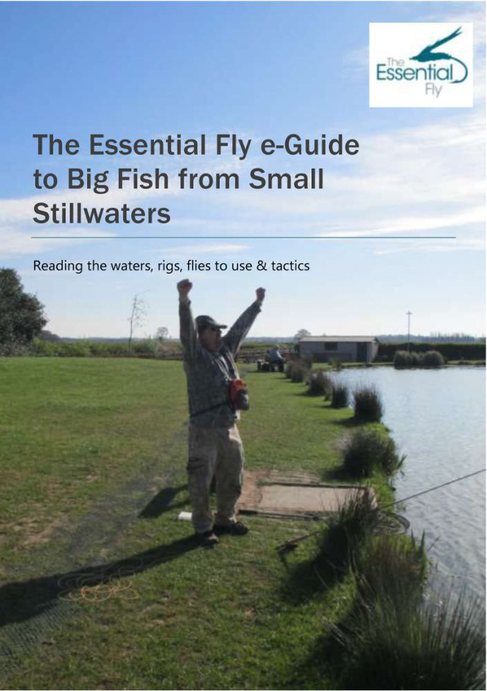 E-Guide To Large Fish From Small Stillwaters (Downloadable)