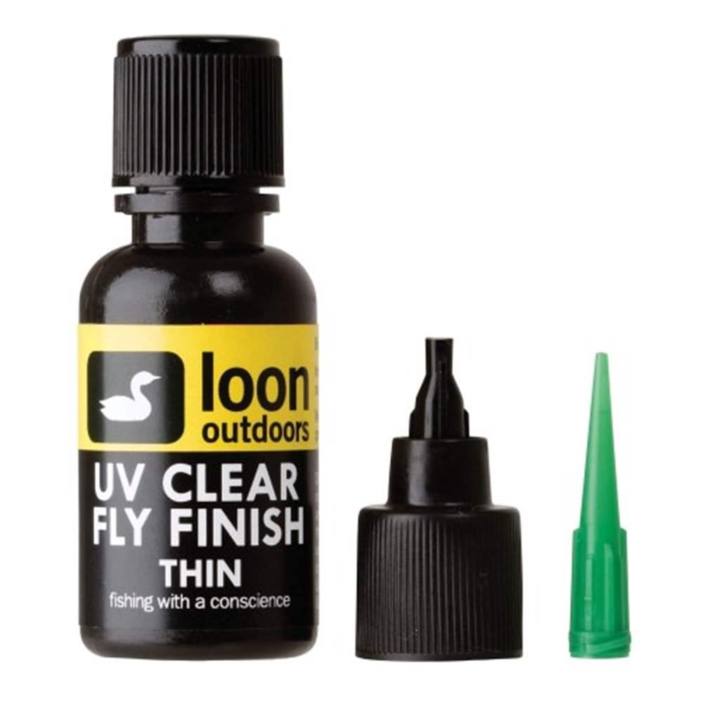 Loon UV Clear Fly Finish (Resin) - Standard 0.5oz