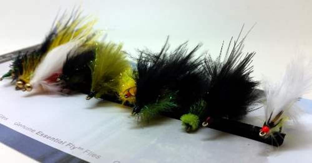 Winter Trout Lures Collection