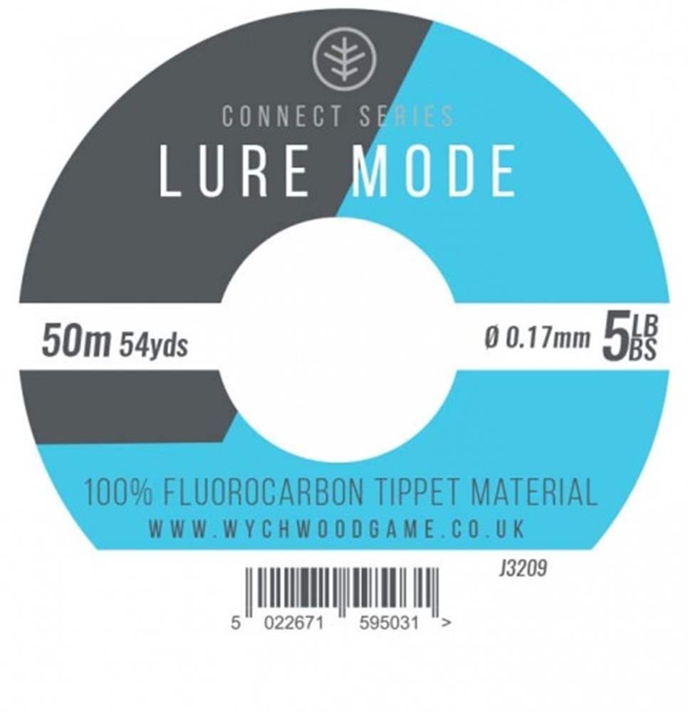 Wychwood Connect Series 5lb Lure Mode Fluorocarbon 0.19mm