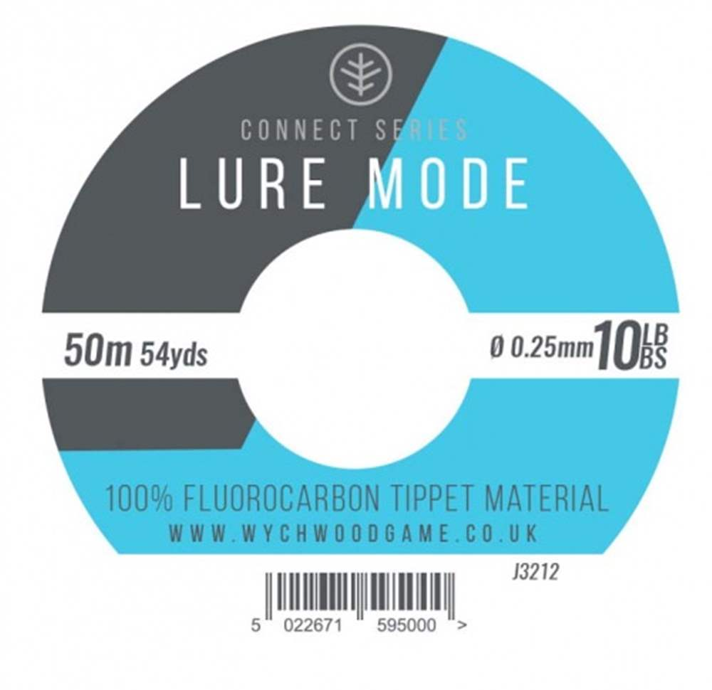 Wychwood Connect Series 10lb Lure Mode Fluorocarbon 0.25mm