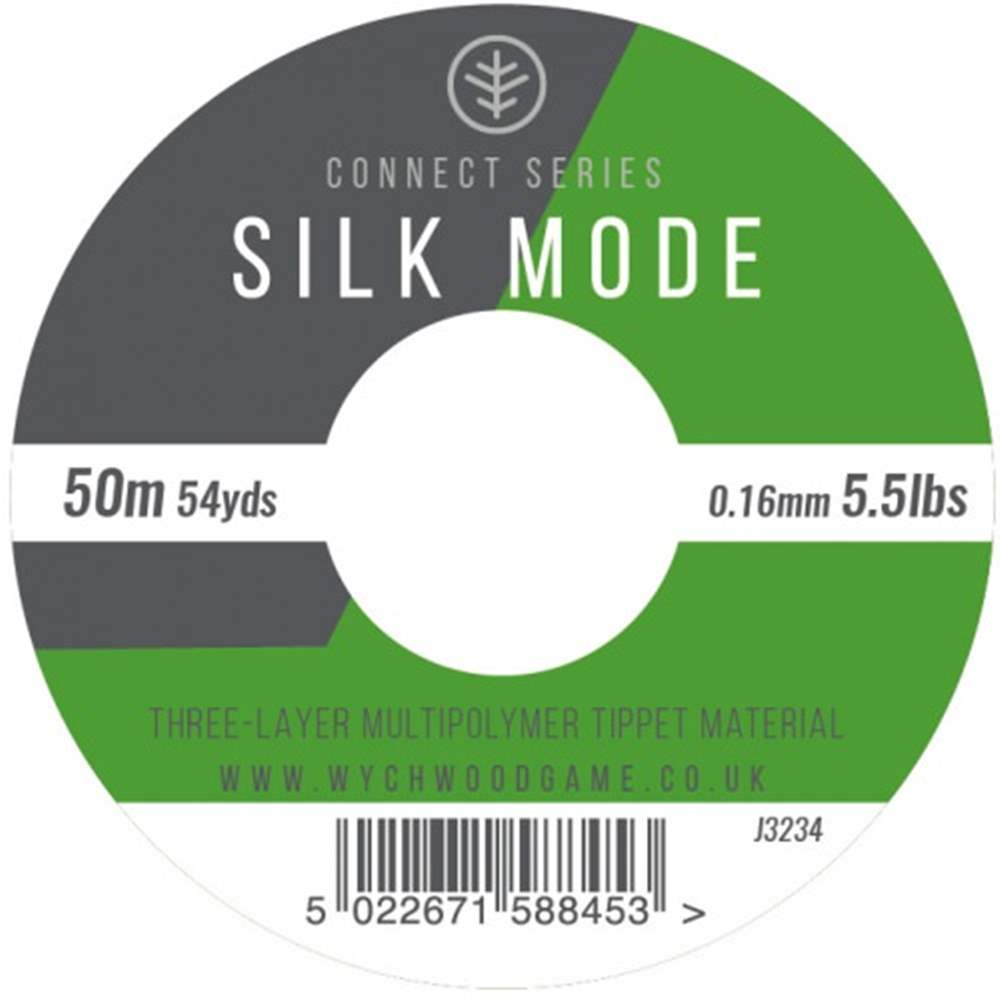 Wychwood Connect Series 5.5b Silk Mode 3 Layer Multipolymer 0.16mm