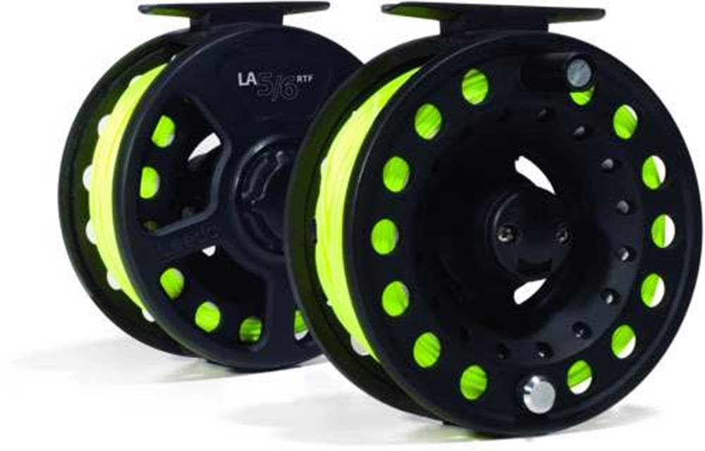 Leeda Rtf Fly Reel 6 Weight