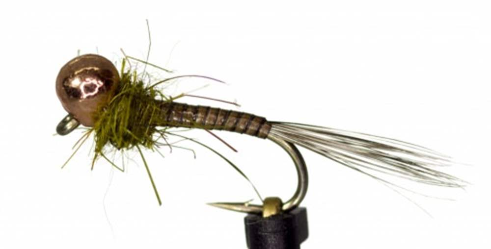 Bidoz Off Bead Jig Copper Olive Quill