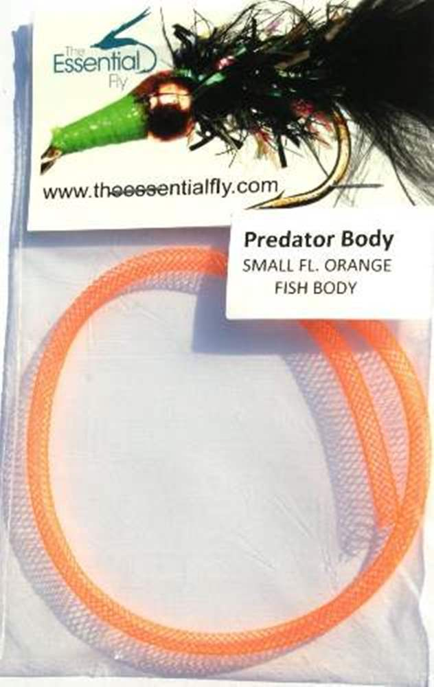 Predator Body Tube Small Orange