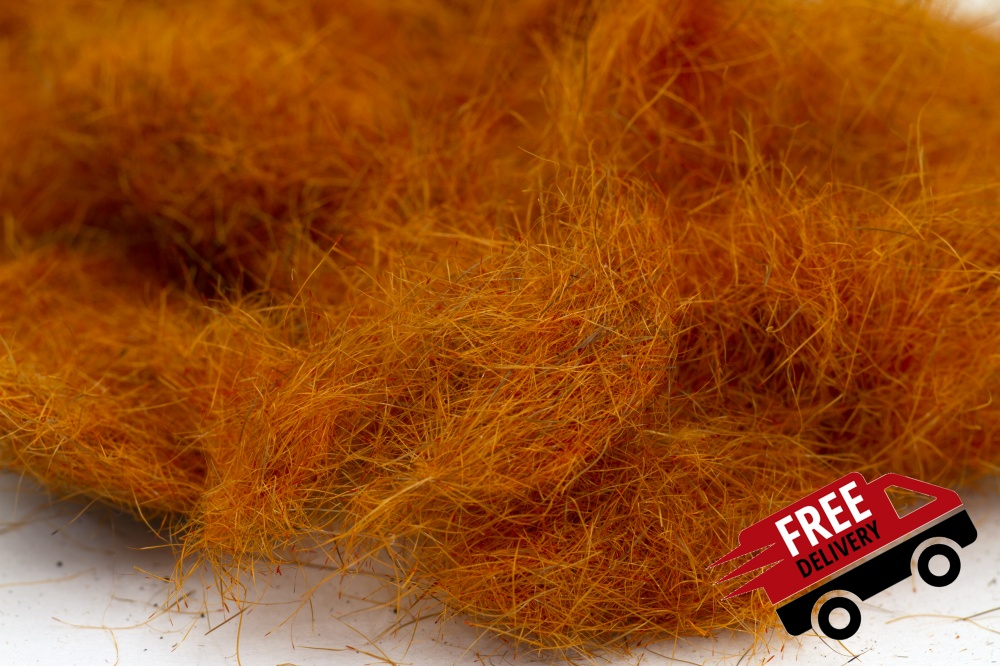 Copper 15gm Seal Fur Dubbing Bulk Trade Pack