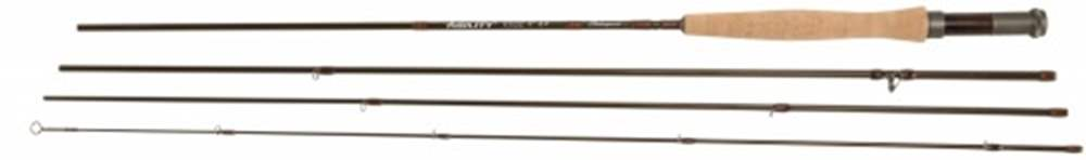 Shakespeare Agility 2 Rise 6Ft 3 Weight Fly Rod