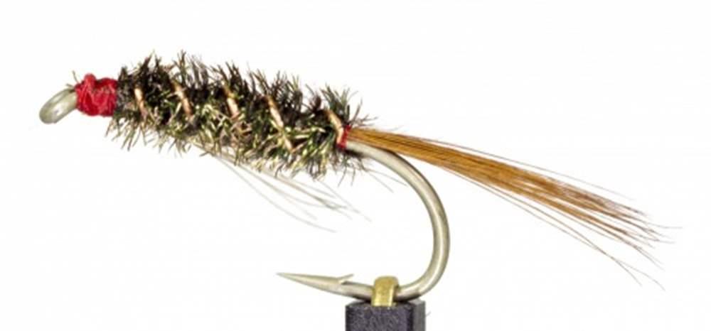 6 X STANDARD DIAWL BACH FISHING FLIES SIZE 10 40A