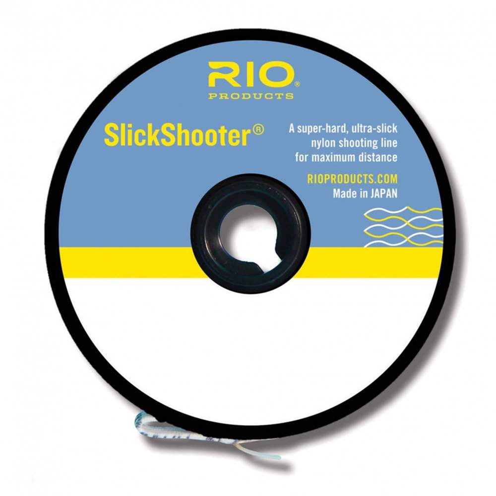 Rio Products - SlickShooter - Nylon - Yellow - 50lb