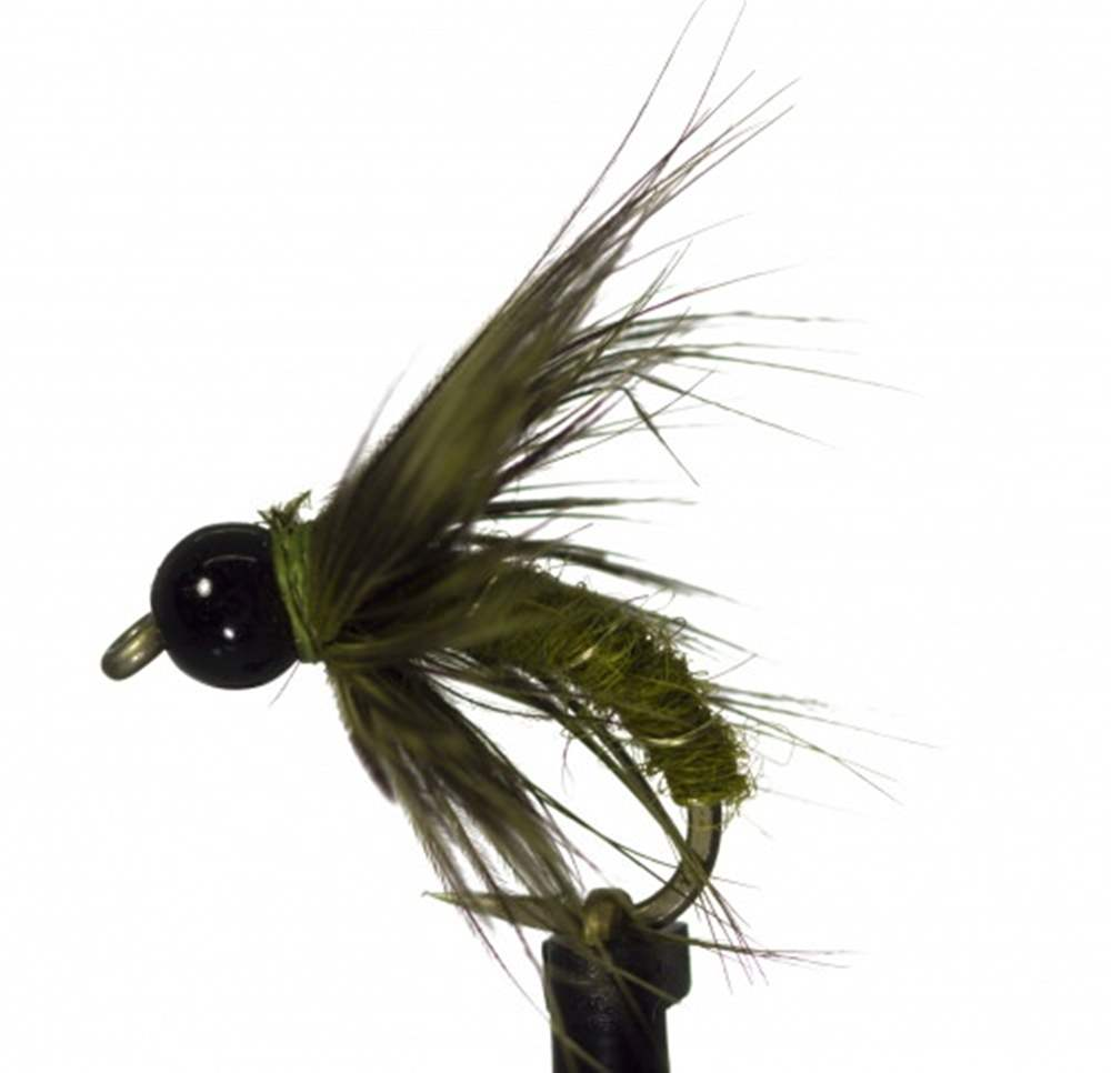 Soft Hackle Caddis Olive Tungsten
