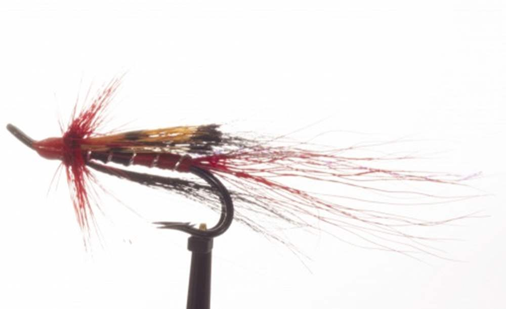 Allys Shrimp Red Salar Double Hook