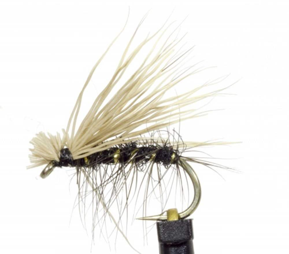 Elk Hair Black Caddis