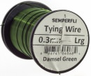 Semperfli - Wire - 0.3mm - Bright Damsel Green