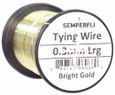 Semperfli - Wire - 0.3mm - Bright Gold