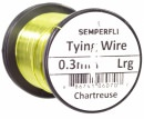 Semperfli - Wire - 0.3mm - Chartreuse