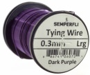 Semperfli - Wire - 0.3mm - Purple