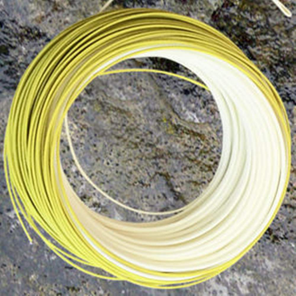 Royal Wulff #2 Two Tone Triangle Taper Floating Fly Line