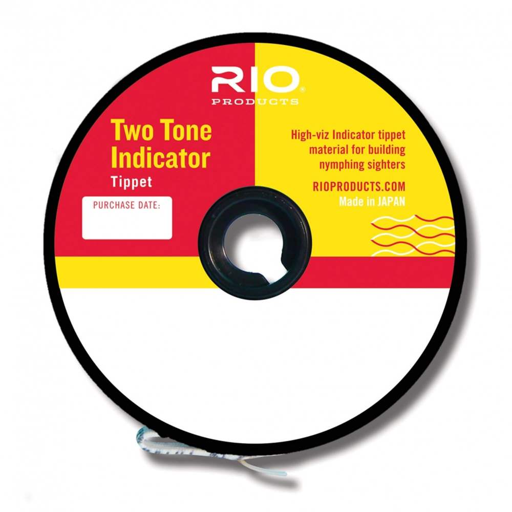 Rio Products - Freshwater Tippet - 2-Tone Indicator - 2X